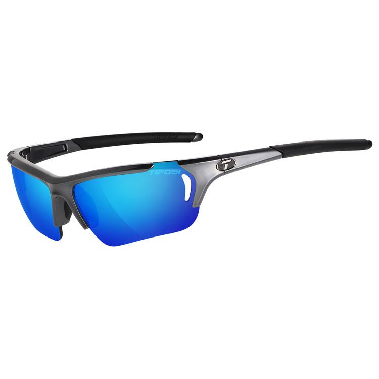 Tifosi Radius FC Sports Gafas - Bronce / Clarion Azul Mirror / AC Rojo /  Clear