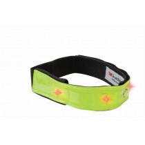 Wowow desgaste de reflexión inteligente Bar - amarillo con 4 LEDs rojos