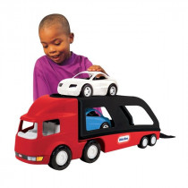 Little Tikes Car Transporter - Rojo / Negro