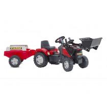 Tractor Case Set + Cargador