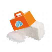 naranja fabricante de bloque de nieve