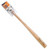 Juego de béisbol de 30 pulgadas bate de madera y pelota