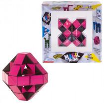 Payaso Magic Puzzle 48pc Rosa
