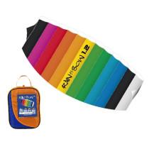 Rhombus Rainbow 1.2 Kite de colchón 126 x 55 cm
