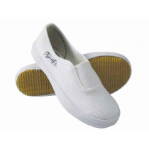 Tangara Brazil Gimnasia Zapatos - Blanco