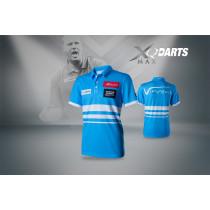 XQ Max Dart Camisa VvdV - Azul