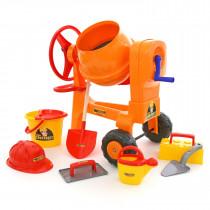 Mixer hormigón Wader con Accessories - 9 piezas