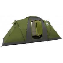 Coleman Bering 4 Vis a vis Tent - verde / gris