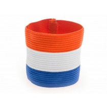 Agility Sports Capitanes Band Netherlands - rojo / blanco / azul