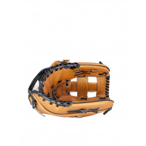 Rucanor Baseball glove right throwing - Brown / Black - 9,5 inch