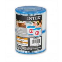 Intex Filtros SPA 2 piezas