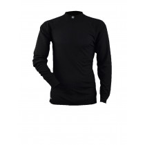 Rucanor Aspen Thermo Long camisa de manga alto - Negro