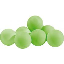 Sunflex Colour Bolas de Tenis de Mesa - Verde