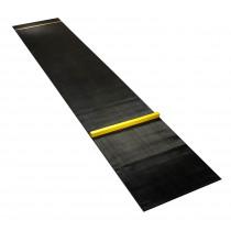 Rubber Darts Mat with Oche - 300 x 60 cm