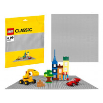 Lego 10701 Classic Gris Placa
