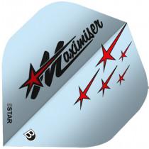 BULL'S 5- Star Vuelos Standard A-Shape - Maximiser