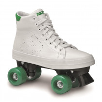 Roces Ace Roller Patines Mujer - Blanco / Verde