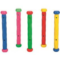 Intex Underwater Play palos 5 piezas