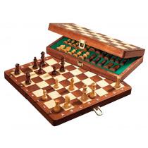 Philos Travel juego de ajedrez Deluxe magnética