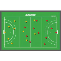 Sportec hockey magnética entrenador Board
