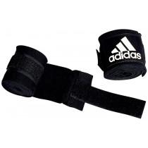 Adidas boxeo vendaje - negro