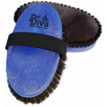 Haas Brush Diva Mini Body - Blue - 150x75