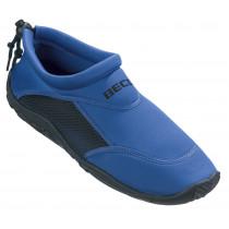 Beco Surf - Piscina neopreno zapatos - Azul / Negro