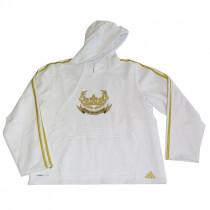 Adidas Hoody Hoodie - Hombre - Blanco