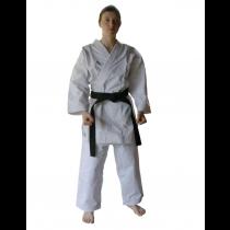 Arawaza Deluxe WKF Uniforme Kata - Blanco