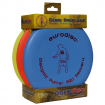 Eurodisc Discgolf Start Conjunto Standard