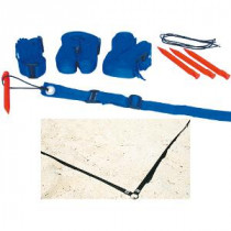 Megaform Beach límites Voleibol - cinta Azul