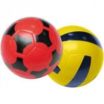 Tamaño de Fútbol de la piel-Coated 4