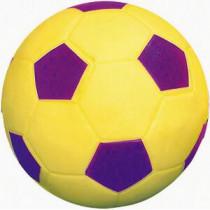 Pelletz-N-Supersafe 15cm Ball - Amarillo
