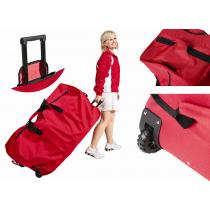 Big Red con ruedas Bolsa de viaje