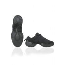 Papillon Dance zapatillas de lona de baja sole solo - Negro - 4