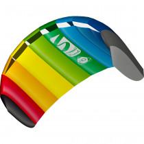 HQ Symphony Beach III 1.3 Foilkite - Rainbow