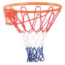 Longfield Baloncesto anillo de 46 cm - Naranja