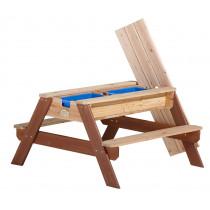 AXI arena y agua de mesa de picnic Nick (100% FSC)